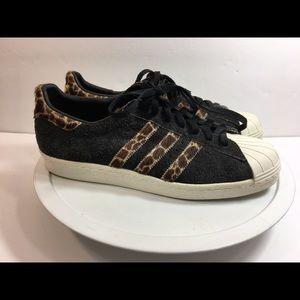 Adidas Cheetah Print Shoes
